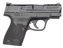 "Smith & Wesson M&P Shield M2.0 Performance Center 40 S&W, 3.1"" Barrel, 7rd, Black"