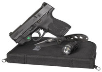 "Smith & Wesson M&P Shield M2.0, 9mm, 3.1"", 8rd, Includes Everday Carry Kit, Black"