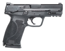 "Smith & Wesson M&P M2.0 MA Compliant, 9mm, 4"", 10rd, Black"