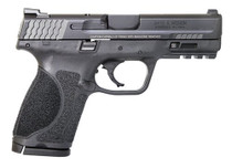 "Smith & Wesson M&P M2.0 Compact MA Compliant, 9mm, 4"", 10rd, Black"