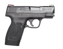 "Smith & Wesson M&P Shield M2.0 Performance Center 45 ACP, 3.3"", 7rd, Black"