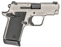 "Springfield 911, .380 ACP, 2.7"" Barrel, 7rd, Tritium Night Sights, Titanium Gray"