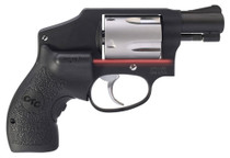 "Smith & Wesson 442 Performance Center, .38 Special +P, 1.88"", 5rd, Black Grips, Crimson Trace Laser, Black Frame"