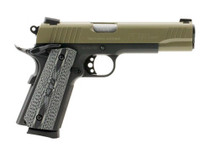 "Taurus 1911, 45 ACP, 5"", 8rd, Novak Sights, Black Frame, Sand Slide"