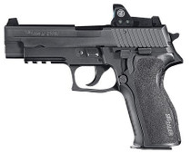 "Sig P226 Full Size RX MA Compliant, 9mm, 4.4"" Barrel, 10rd, Night Sights, Black"