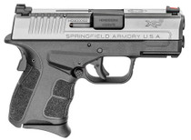 "Springfield XD-S Mod.2, 9mm, 3.3"" Barrel, 7rd, Fiber Optic Sights, Stainless Steel Slide"