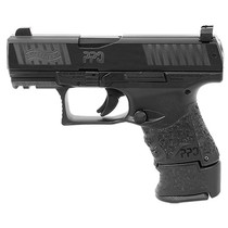 "Walther PPQ M2 Sub-Compact, 9mm, 3.5"" Barrel, 10rd/15rd, Night Sights, Black"