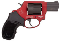 "Taurus 856 Ultra Lite, .38 Special, 2"" Barrel, 6rd, Burnt Orange Frame, Black Cylinder"