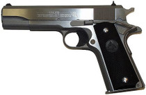 "Colt Government .38 Super, 9+1, 5"", Stainless Steel"