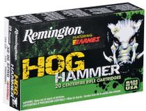 Remington Hog Hammer .223 Remington 62 Grain Barnes TSX 20rd/Box
