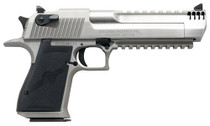 "Magnum Research Desert Eagle Mark XIX, 429 DE, 6"" Barrel, 7rd, Stainless Steel"