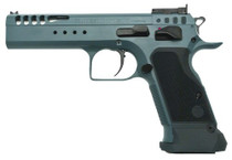 "EAA Witness Limited Custom, 45 ACP, 4.75"" Barrel, 10rd, Ambidextrous Safety, Steel Tancoat"