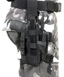 Blackhawk Omega VI Elite Holster, 17/19/22/23/27, Sig 226/228, Sigma, Right Hand, Black