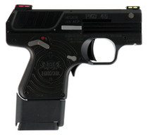 "Heizer PKO, 45 ACP, 2.75"" Barrel, 5rd, Black"