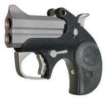 "Bond Arms Backup, 9mm, 2.5"" Barrel, 2rd, Black Stainless Steel"