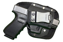 Crossfire Elite Shooting Gear The EDC Black Nylon Holster