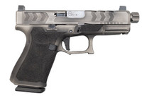 "Glock G19 Gen5 MOS Impact Guns Customized Edition 9mm, 4"", Ameriglo Suppressor Sights, 15rd"