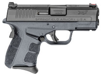 "Springfield XD-S Mod.2, 9mm, 3.3"", 7rd, Fiber Optic Sights, Black"