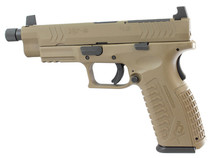 "Springfield XDM 9mm, 4.5"" Barrel, Flat Dark Earth, 19rd"