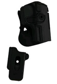 Sig RHS Paddle Retention Holster Walther P99 (Removable Mag Pouch)