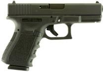 "Glock G19 Compact, 9mm, 4. 01"" Barrel, 10rd,"