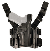 Blackhawk Tactical Serpa Level 3 Holster Black Right Hand For Sig 220/226/228/229