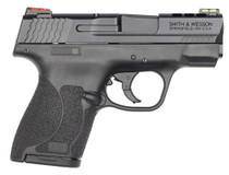 """Smith & Wesson M&P Shield M2.0 Performance Center 9mm, 3.1"""", 8rd, Black"""