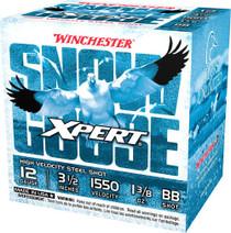 """Winchester Xpert Snow Goose 12 Ga, 3.5"""", 1 3/8oz, 25rd/Box"""