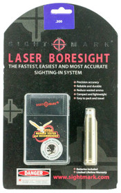 Sightmark Boresight 300 Win Cartridge Brass