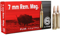 Geco 7mm Mag Plus 170gr, 20rd/Box