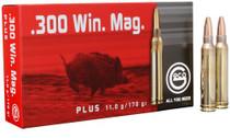 Geco 300 Win Mag Zero 136gr, 20rd/Box