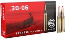 Express Geco 30-06 Springfield 165gr, Express Tip 20rd Box