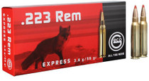 Geco 223 Remington Exp 56gr, 20rd Box