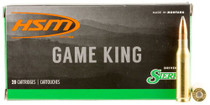 HSM Game King 7mm-08 Remington 160gr, SBT, 20rd/Box