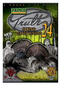 Primos Turkey Hunting DVD 24th Edition