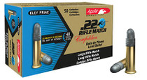 Aguila Match Competition 22 LR, 40gr, LRN, 1080 FPS, 50rd/Box