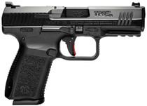 "Canik TP9SF Elite 9mm, ONE Series, 4.19"", Warren Tactical Sights, 15rd, Black Cerakote"