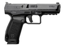 "Canik TP9SF ONE Series, 9mm, 4.46"", Warren Tactical Sights, Black Cerakote, 18rd"
