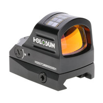 Holosun HE507C-GR Elite, Micro Green Dot, Multi-reticle, Black