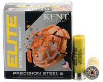 "Kent Elite Steel Target 20 Ga, 2.75"", 7/8oz, 7 Shot, 25rd/Box"
