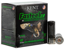 "Kent Fasteel Waterfowl 12 Ga, 2.75"", 1-1/16oz, 3 Shot, 25rd/Box"