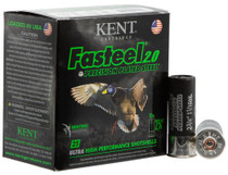"Kent Fasteel Waterfowl 12 Ga, 2.75"", 1-1/16oz, BB Shot, 25rd/Box"