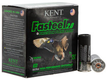 "Kent Fasteel Waterfowl 12 Ga, 2.75"", 1-1/4oz, 2 Shot, 25rd/Box"