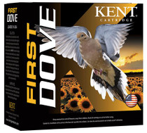 "Kent First Dove 12 Ga, 2.75"", 1oz, 250rd/Case"