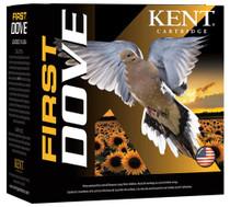 "Kent First Dove 12 Ga, 2.75"", 1oz, 25rd Box"