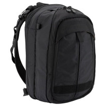 "Vertx Transit Sling 2.0 Backpack Nylon 16"" H x 10"" W x 7.5"" D Black"