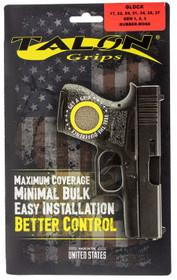 Talon Glock 17/22/24/31/34/35/37 Gen3 Rubber Adhesive Grip Textured Moss