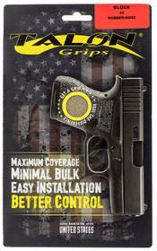 Talon Glock 43 Rubber Adhesive Grip Textured Moss