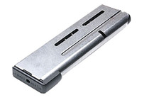 Wilson Combat 1911 Officer Elite Tactical Magazine 9mm 8 rd Stainless Steel