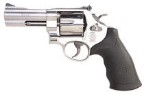 """Smith & Wesson 610 10mm, 4"""" Barrel, Black Synthetic Grip, Stainless Steel Finish 6rd"""